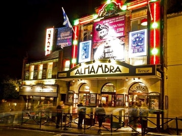 Alhambra Theatre venue photo