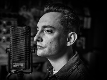 Tom Clarke (The Enemy) artist photo