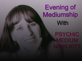 Evening of Mediumship with Nikki Kitt: Psychic Medium Nikki Kitt event picture