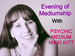 Evening of Mediumship: Nikki Kitt event picture