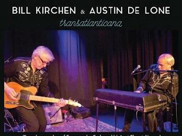 Bill Kirchen, Austin De Lone picture