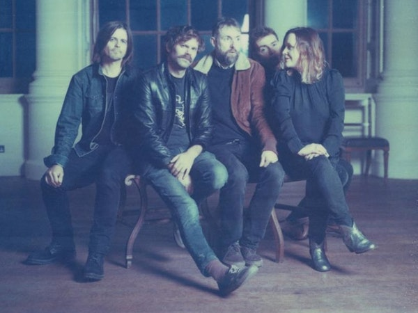 Slowdive Tour Dates
