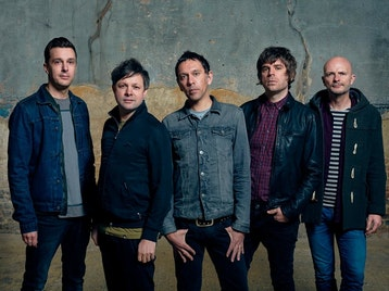Shed Seven, John Power picture