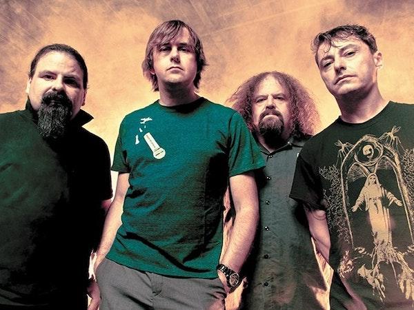 Napalm Death Tour Dates