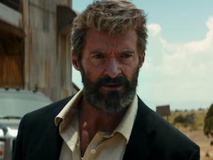 Film promo picture: Logan
