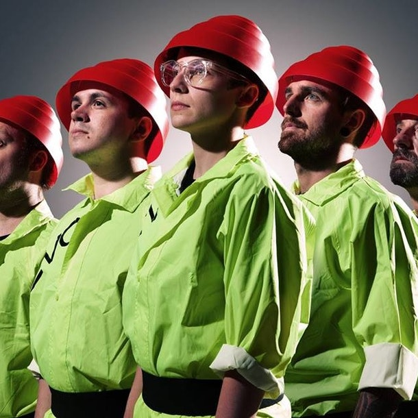We Are Not Devo Tour Dates