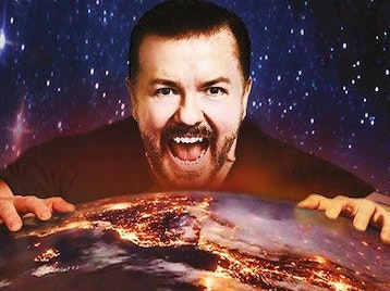 Humanity: Ricky Gervais picture