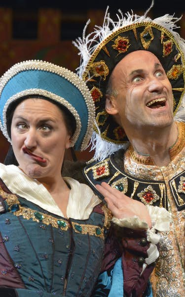 Horrible Histories - The Worst Of Barmy Britain