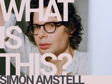 Simon Amstell artist photo