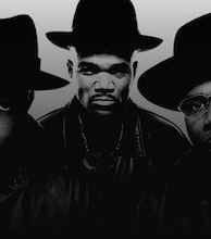 Run DMC artist photo