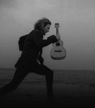 Eddie Vedder artist photo