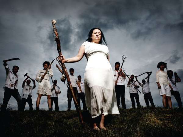 Eliza Carthy & The Wayward Band Tour Dates