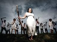 Eliza Carthy & The Wayward Band artist photo