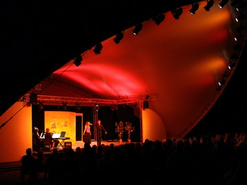 The Festival Theatre @ Hever Castle picture