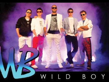 Wild Boys artist photo