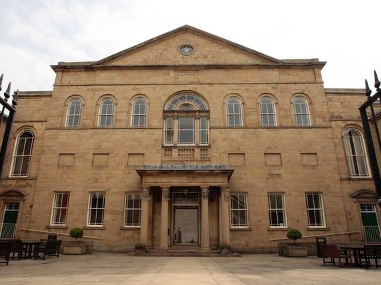 Lawrence Batley Theatre Events