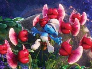 Film promo picture: Smurfs: The Lost Village