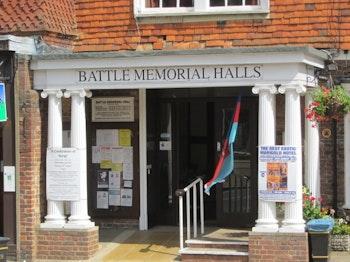 Battle Memorial Halls venue photo