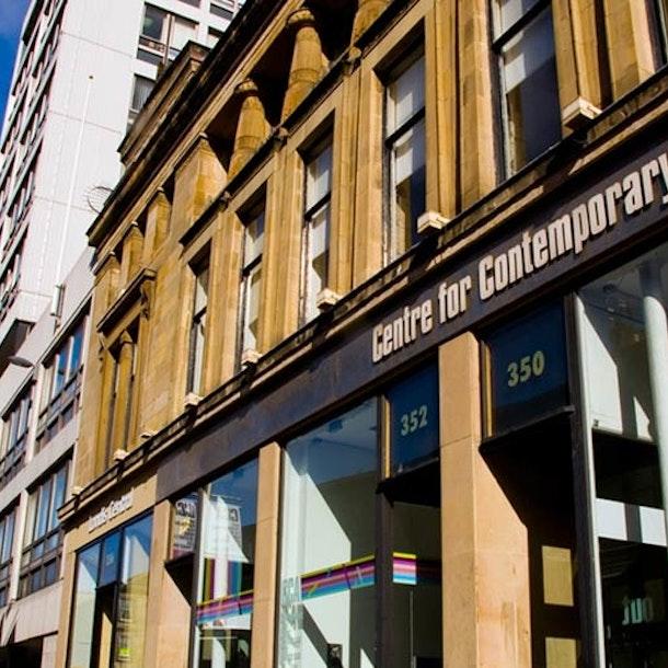 Centre for Contemporary Arts (CCA) Events