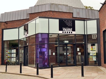 Hertford Theatre venue photo