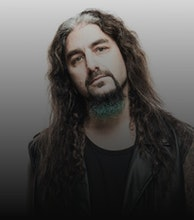 Mike Portnoy artist photo