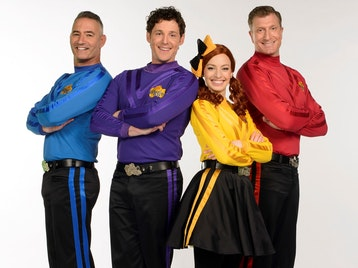 The Wiggles artist photo