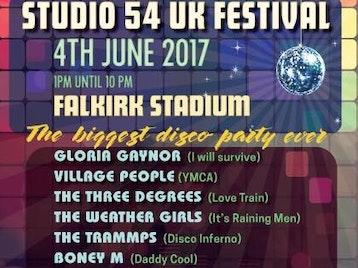 Studio 54 UK Festival picture