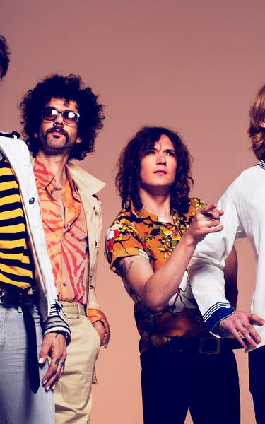 The Darkness Tour Dates