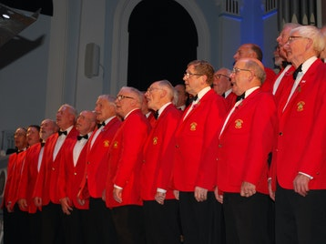 Summer At The Chateau: Kidderminster Male Choir picture