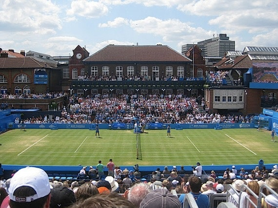 The Queen's Club Events