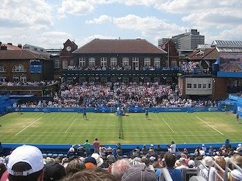 The Queen's Club venue photo