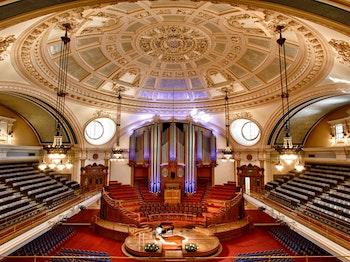 Central Hall venue photo