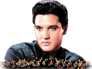 Elvis In Concert - Live On Screen, Royal Philharmonic Concert Orchestra, Priscilla Presley picture