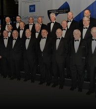 Caerphilly Male Voice Choir artist photo