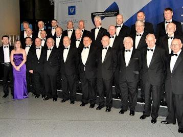 Caerphilly Male Voice Choir artist photo