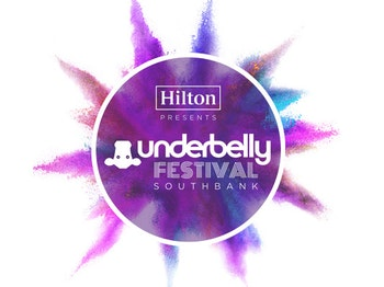 Underbelly Festival Southbank venue photo