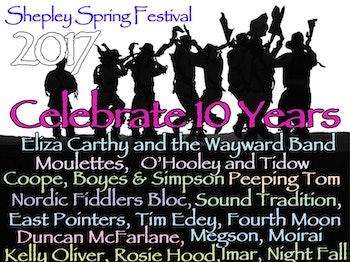 Shepley Spring Festival Site venue photo