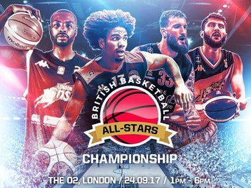 British Basketball All-Stars Championship picture