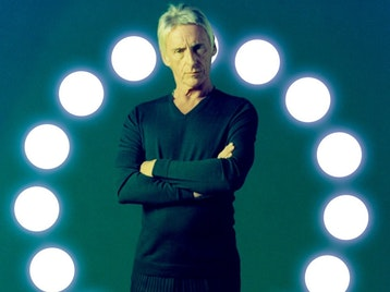 Paul Weller picture