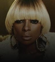 Mary J Blige artist photo