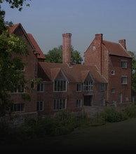 Harvington Hall artist photo