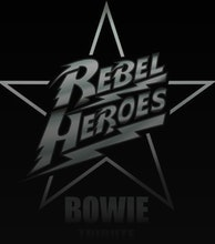 Rebel Heroes Bowie Tribute artist photo
