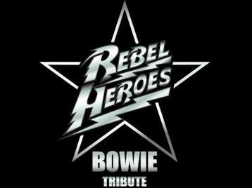 Rebel Heroes Bowie Tribute artist photo