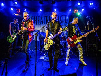 Theatre Of Hate Tour Dates