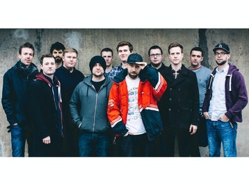 Renegade Brass Band artist photo