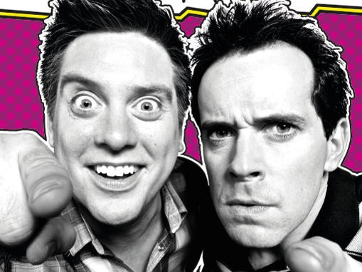 Email dick and dom