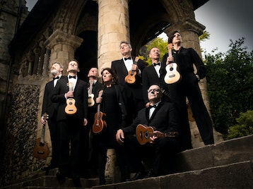 The Ukulele Orchestra Of Great Britain picture