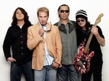 Van Halen artist photo
