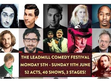 Picture for The Leadmill Comedy Festival