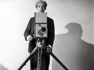 Film promo picture: The Cameraman